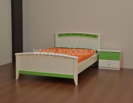 Κρεβάτι Φυλλαράκι